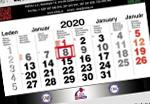 Výroba čtyřměsíčních kalendářů